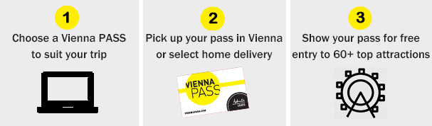 How does the Vienna PASS work?