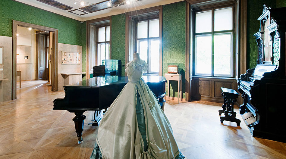 Johann Strauss Apartment Exhibition